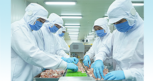 インドネシアにおける食品加工事業の取組み