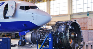 Aircraft Rotable Parts business for commercial aircrafts